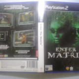 Enter the Matrix - JOC PS2 Playstation   ( GameLand - sute de jocuri )