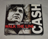 Vand cd JOHNNY CASH-The very best of, sony music