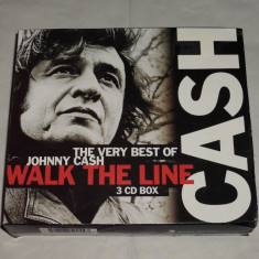 Vand cd JOHNNY CASH-The very best of - Muzica Country sony music