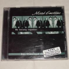 Vand cd MIXED EMOTIONS-We belong together - Muzica Pop emi records