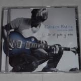 Vand cd CARLOS BAUTE-De mi puno y letra