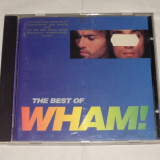 Vand cd WHAM!-The best of