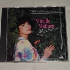 Vand cd MIREILLE MATHIEU-Rendezvous, ariola