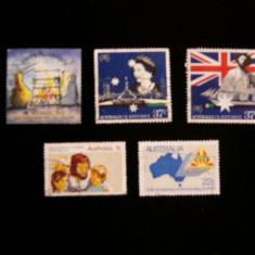 TIMBRE AUSTRALIA - Timbre straine