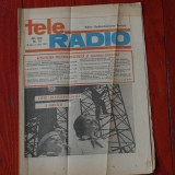Ziar  Radio Tv - anul XXVIII nr 22 saptamana  30 mai - 5 iunie 1982 !!!