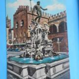 HOPCT 12083 ITALIA BOLOGNA -STATUIA ZEULUI NEPTUN [ NECIRCULATA]