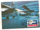 # ilustrata maxima-85 de ani de la primul zbor al unui avion cu reactie H.Coanda
