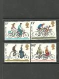 ANGLIA 1978 - CICLISM, serie nestampilata, R27, Nestampilat