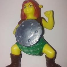 Jucarie McDonald printesa Fiona, Shrek 2010 - Miniatura Figurina