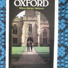 D' Arcy Adrian - Vallance - OXFORD (in limba engleza, LONDON, 1990 - NOUA!!!)