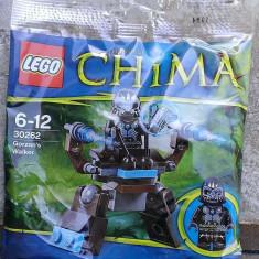 [Oferta] Lego Chima Original 30262 - Gorzan's Walker - Nou, Sigilat - LEGO Legends of Chima