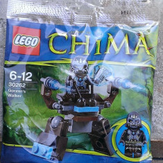 [Oferta] Lego Chima Original 30262 - Gorzan's Walker - Nou, Sigilat - LEGO Legends of Chima