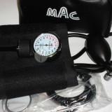 TENSIOMETRU brat STETOSCOP mecanic aneroid manual- garantie- produs calitativ
