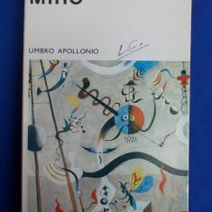UMBRO APOLLONIO - MIRO ( MIC ALBUM ) - BUCURESTI - 1970
