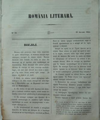 Imagini pentru prima revista România literară photos