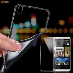Husa HTC Desire 316 516 TPU Ultra Thin 0.3mm Transparenta