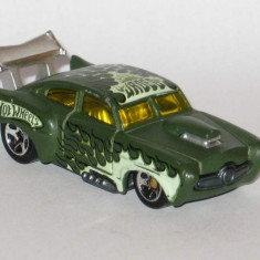 Hot Wheels - Jaded - Macheta auto