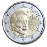 LUXEMBURG moneda 2 euro comemorativa 2010, UNC