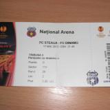 Bilet Meci Fotbal STEAUA - DINAMO, 17.05.2012, campionat, National Arena