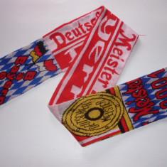 Fular fotbal BAYERN MUNCHEN - campioana Germania 2001, De club
