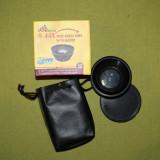 Kit lentile conversie macro+wide Kelda 52mm