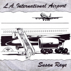 Susan Raye - L.A. International airport (Metrovynil) Disc vinil single 7