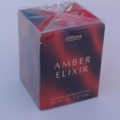 Amber Elixir 50 ml – apă de parfum pentru femei – produs NOU original ORIFLAME - Parfum femeie