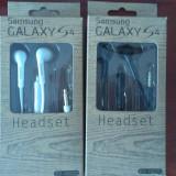 CASTI HANDSFREE SAMSUNG GALAXY S4 S3 HS3303WE STEREO NOI ORIGINALE - Handsfree GSM, Samsung Galaxy S3