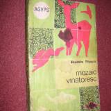 Mozaic vanatoresc - Alexandru Filipascu