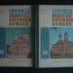 MIRCEA PACURARIU - ISTORIA BISERICII ORTODOXE ROMANE volumele 1 si 2 - Carti ortodoxe