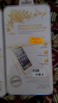 Folie sticla Xiaomi Mi 4  super folie temperata si securizata foto