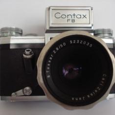 CONTAX F B - Carl Zeiss Jena - Tessar 2, 8/50