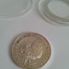 Moneda veche din argint 25 Jahre Gastlichkeit Wienerwald, Europa