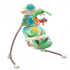 Leagan Fisher-Price Rainforest Open-Top