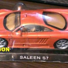 Macheta DeAgostini - Saleen S7 - NOUA+revista Automobile de Vis 12, scara 1/43 - Macheta auto