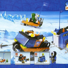 LEGO 6520 Mobile Outpost - LEGO City