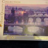 Puzzle Clementoni Praga 1000 piese