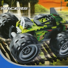 LEGO 8384 Jungle Crasher - LEGO Racers