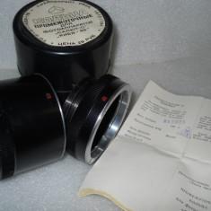 VAND UN SET DE INELE MACRO PENTRU KIEV 88, NOI LA CUTIE - Inel macro obiectiv foto