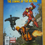 Iron Man - The Coming Of The Melter #1 One-Shot Marvel Comics - Reviste benzi desenate