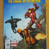 Iron Man - The Coming Of The Melter #1 One-Shot Marvel Comics - Reviste benzi desenate Altele