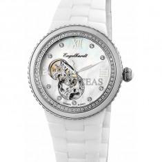 Ceas de lux Engelhardt Estelle White, original, nou, cu factura si garantie! - Ceas dama Engelhardt, Lux - elegant, Ceramica, Analog