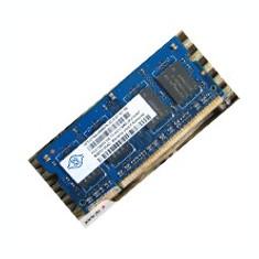 Vand MEMORY 512MB SODIMM PC2 4200 64Mx16 CL5 NANYA - Memorie RAM laptop Nanya, DDR2, 533 mhz