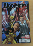 Wolverine In The Flesh #1 . Marvel Comics One Shot