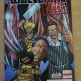 Wolverine In The Flesh #1 . Marvel Comics One Shot - Reviste benzi desenate Altele
