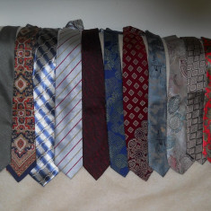 Colectie 12buc cravate impecabile - Cravata Adams