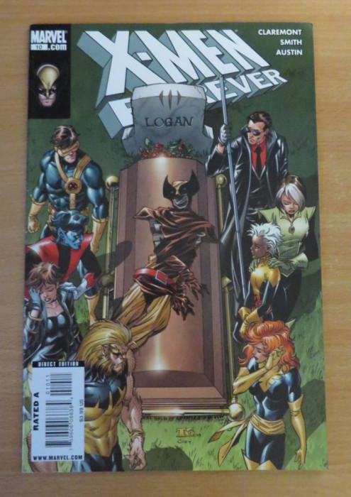 X-Men Forever #10 . Marvel Comics foto mare