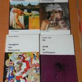 LOT 4 CARTI COLECTIA BIBLIOTECA DE ARTA - MAURICE RHEIMS - INFERNUL CURIOZITATII. ARNOLD GEHLEN - IMAGINI ALTE TIMPULUI. A MOLES - ARTA SI ORDINATOR - Album Pictura