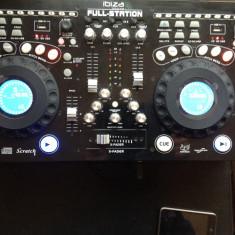 Consola dj ibiza sound full station - Console DJ