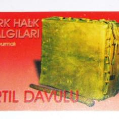 Cartela telefonica - ARTA - KIRTIL DAVULU - TURCIA - 2+1 gratis toate produsele la pret fix - CHA1155 - Cartela telefonica straina